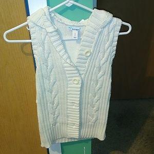 Girls Weaved vest